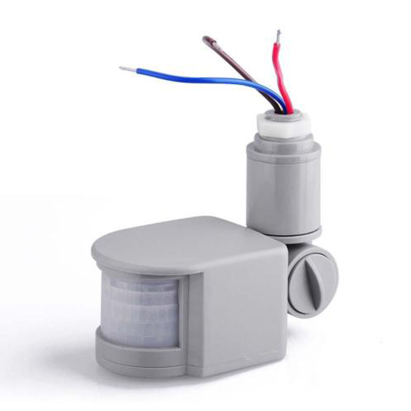 Led Security Pir Infrared Motion Rf Sensor Detector For