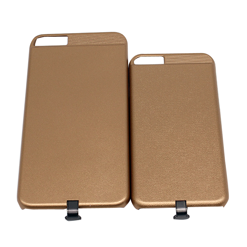 wireless charging receiver case cover qi standard for iphone 6s 6 plus 3 colors ebay. Black Bedroom Furniture Sets. Home Design Ideas