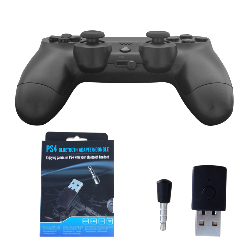 latest version wireless dongle usb adapter for ps4 any bluetooth headsets ebay. Black Bedroom Furniture Sets. Home Design Ideas