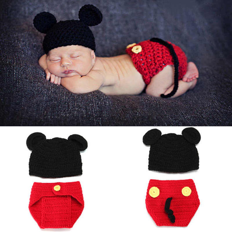 Cute-Baby-Girls-Boys-Crochet-Knit-Costume-Photo-Photography-Prop-Newborn-Outfits