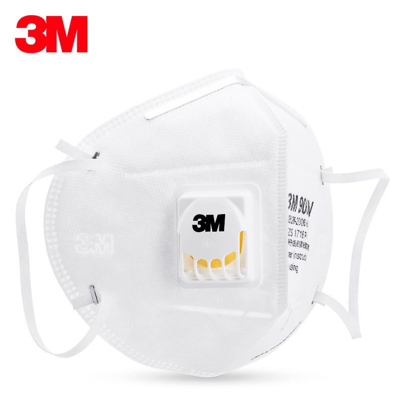 5 About Mask Ear Pm2 Protection 3m 1-50pcs Folding Type Hanging 9001v Dust Respirator Details