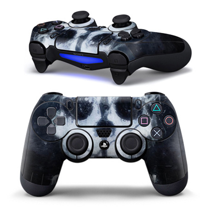 For-PS4-Playstation-4-Dualshock-Controller-Skin-PVC-Joker-Game-Cover-Sticker-New