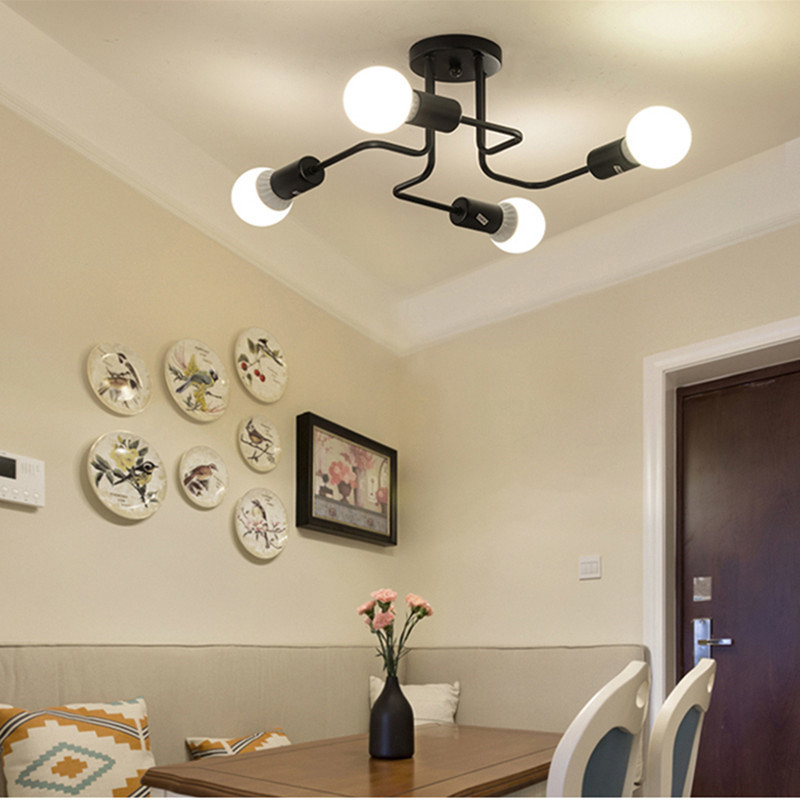edison with industrial bulb ceilings steampunk bar of ceiling iron pipe lighting variation light chain product