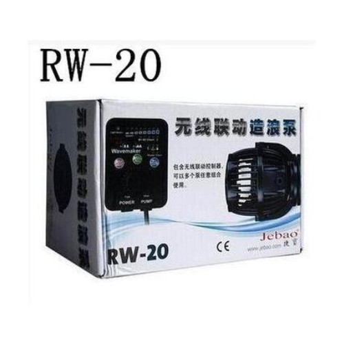 Jebao rw aquarium programmable wavemaker fish tank wave for Fish tank wave maker
