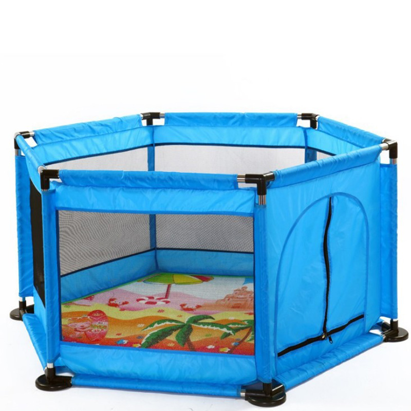 Baby Beautiful Callowesse Pop Up And Play Secure Easy Fold Playpen